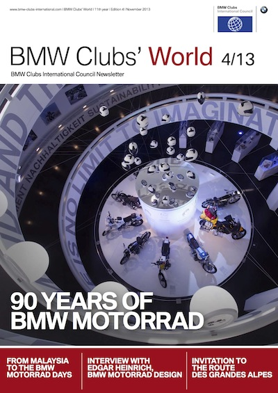 BMW Clubs' World 04/13