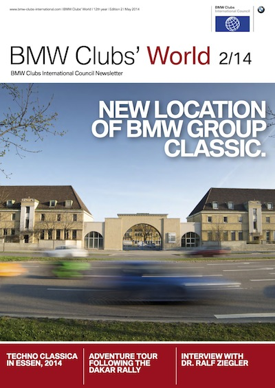 BMW Clubs' World 02/14
