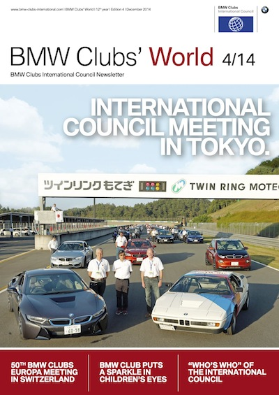 BMW Clubs' World 04/14