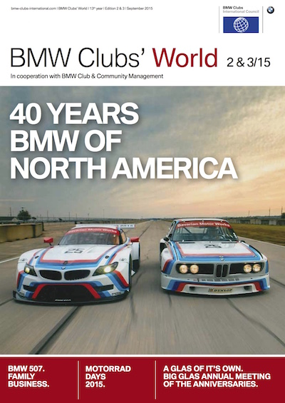 Banner BMW Clubs World